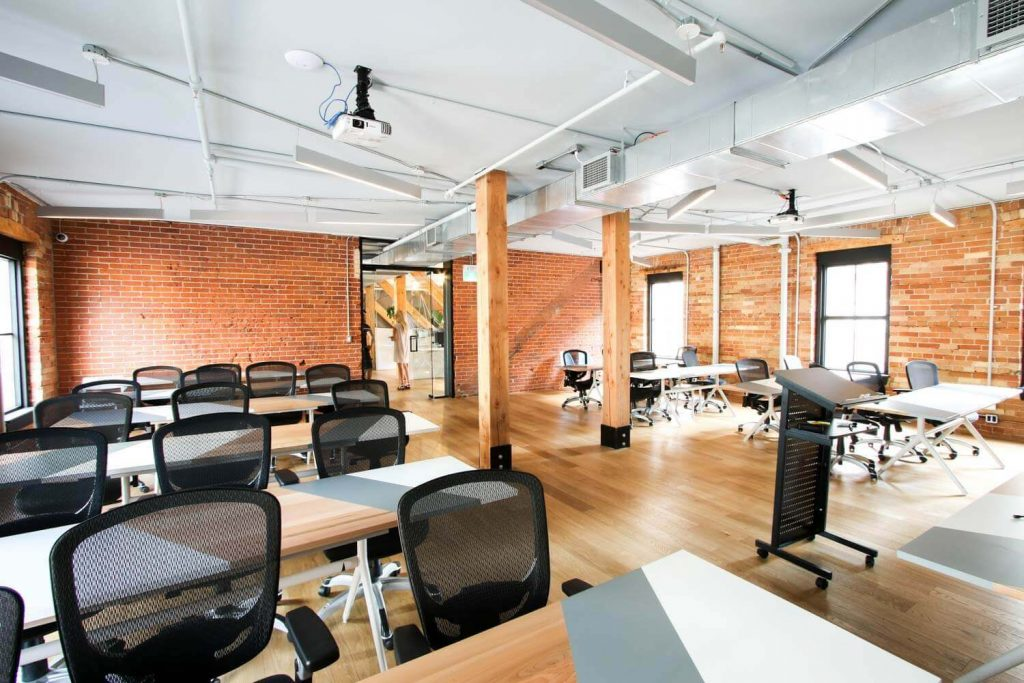 BrainStation Toronto Classroom