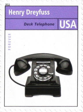 Henry Dreyfuss 300 telephone
