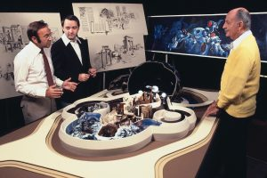 Walt Disney Imagineering Epcot