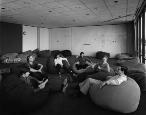 XEROX PARC team in the 1970s