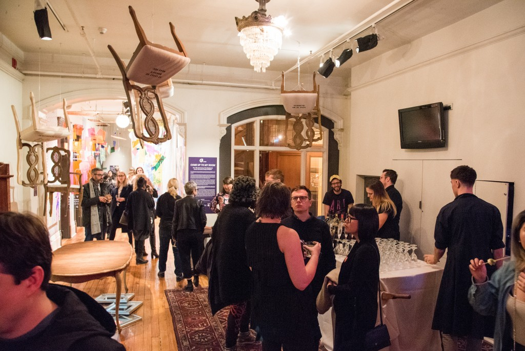 Gladstone Hotel events