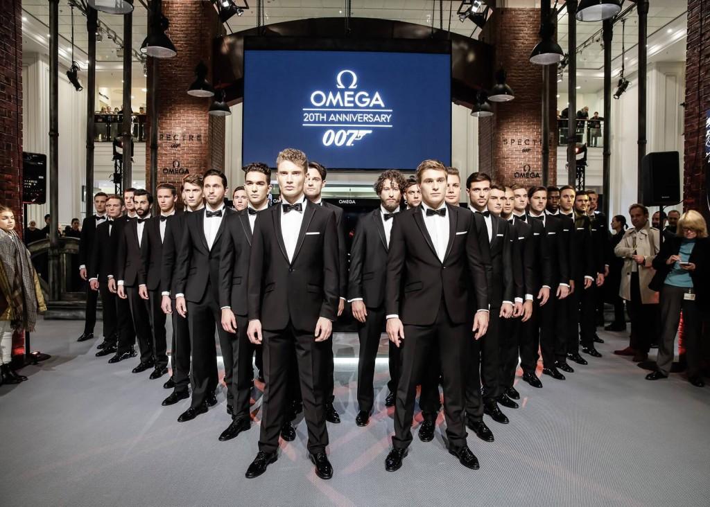 Cly James Bond