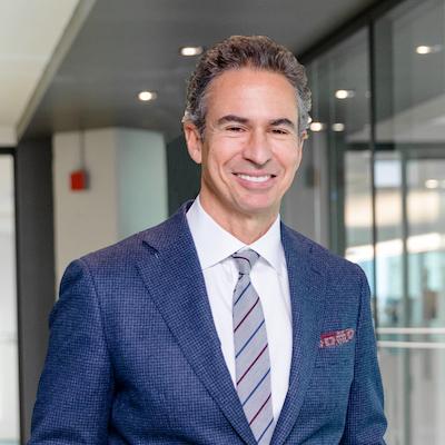 Paul Morassutti, CBRE Canada Vice Chairman