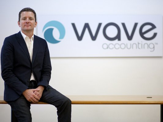 Kirk Simpson, Wave's Co-Founder and CEO